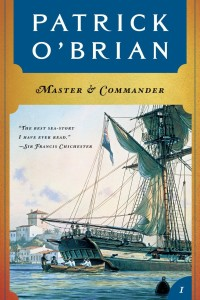 The Entire Aubrey-Maturin Series by Patrick O'Brian