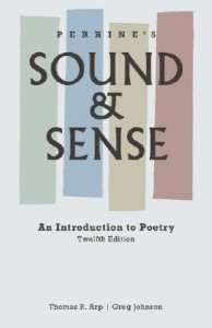 Sound and Sense by Lawrence Perrine